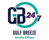 Gulf Breeze Aerobics & Fitness Logo