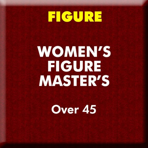Womens Figure Masters Over 45