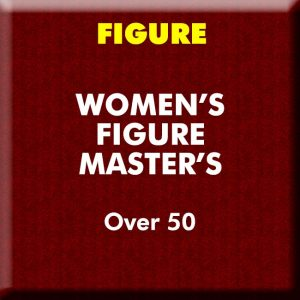Womens Figure Masters Over 50