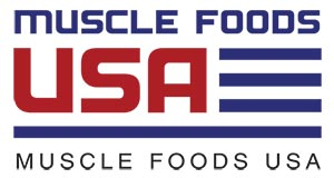 Muscle Foods USA Logo